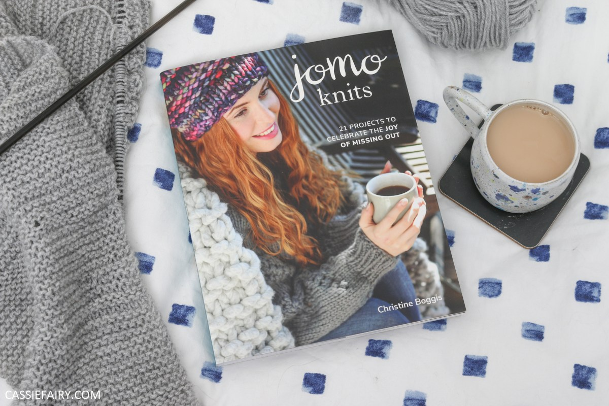 How to knit an ombre triangle shawl + win a copy of JOMO Knits